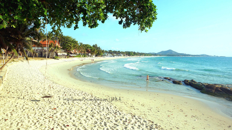 Summer 2015 Koh Samui, Thailand: Chaweng Beach, Koh Tao & Koh Nang Yuan Island Hopping