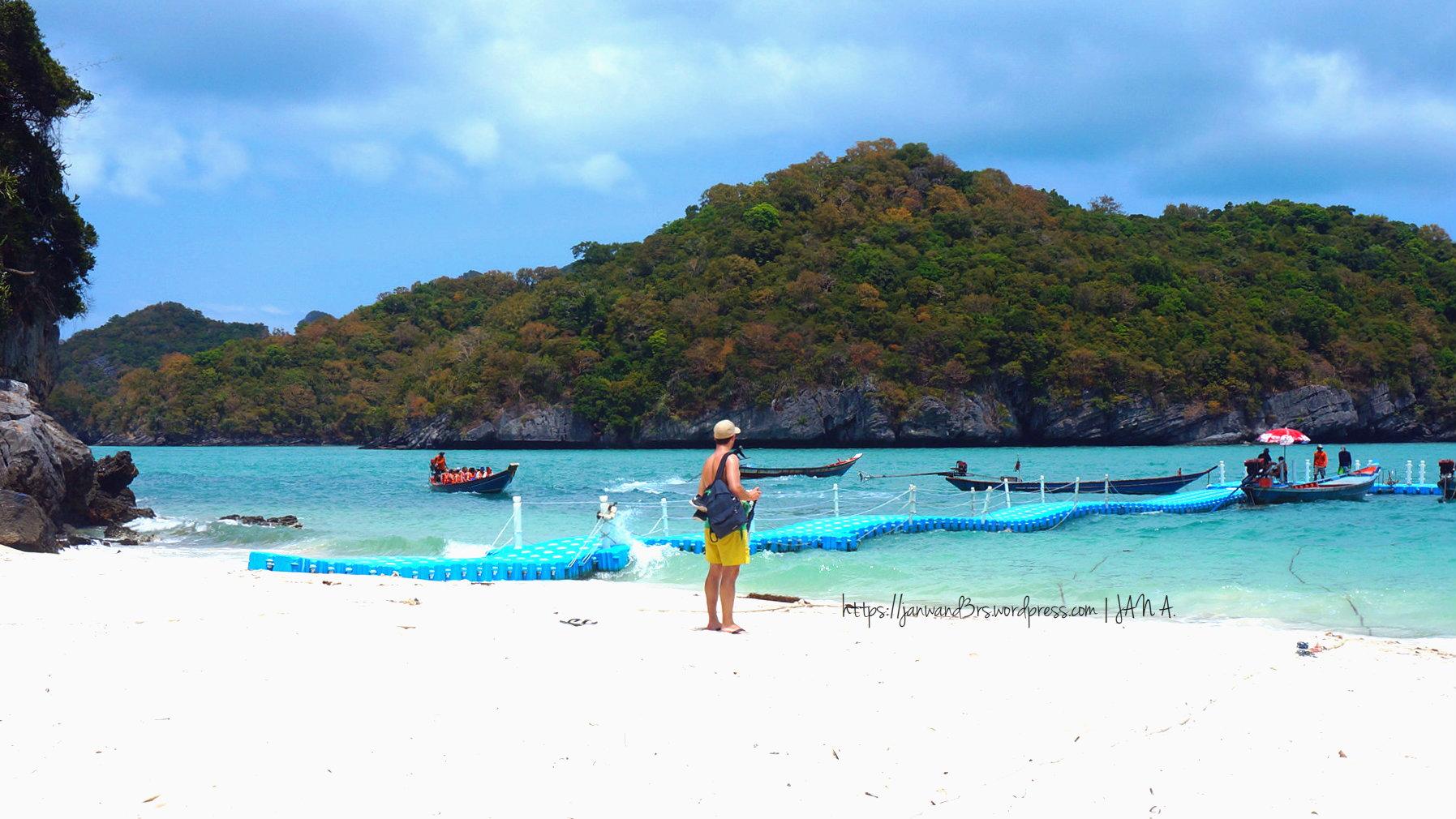 Très Koh Samui , Thailand: Ang Thong National Marine Park Tour WS17