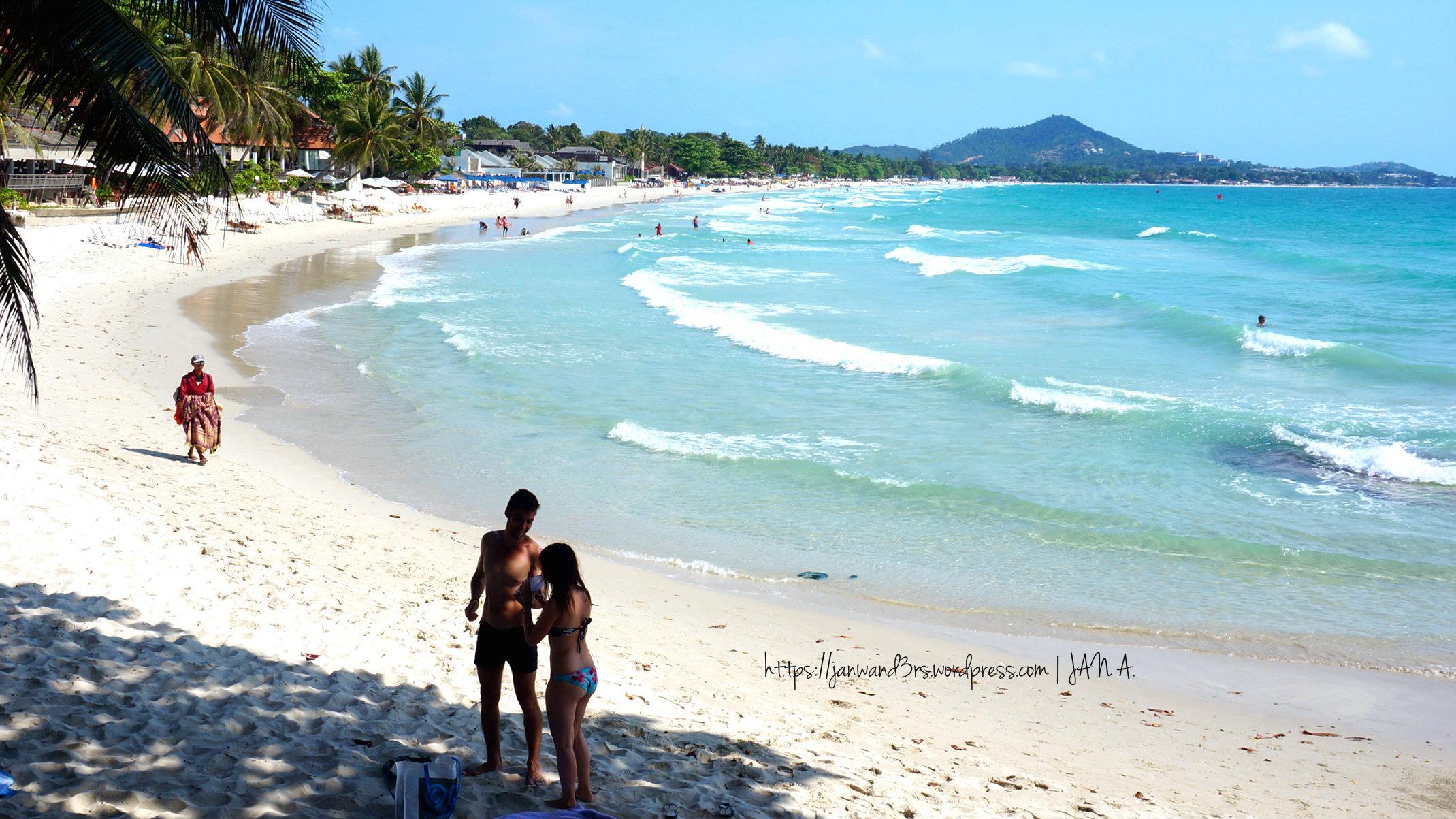 Summer 2015 Koh Samui Thailand Chaweng Beach Koh Tao Koh Nang