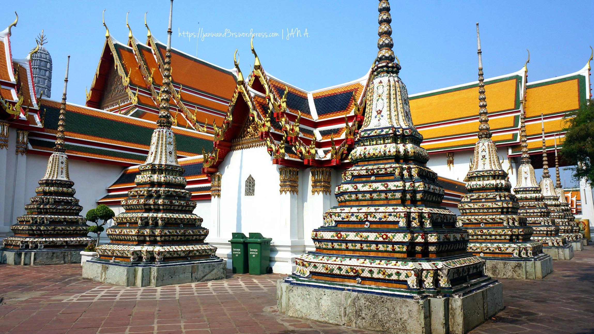 Temple Hopping in Bangkok: Grand Palace, Wat Phra Kaew, Wat Pho – janwand3rs