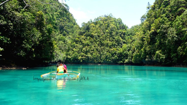 how to go to enchanted river